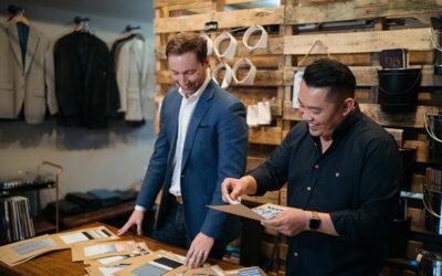 028: OMJ Clothing – Meet Co-founder Bradley Rhyne
