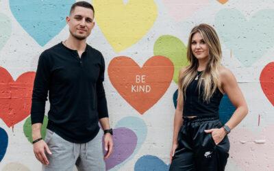 034: Sweat Method – Meet Founders Halle Hillman and Justin Gordon