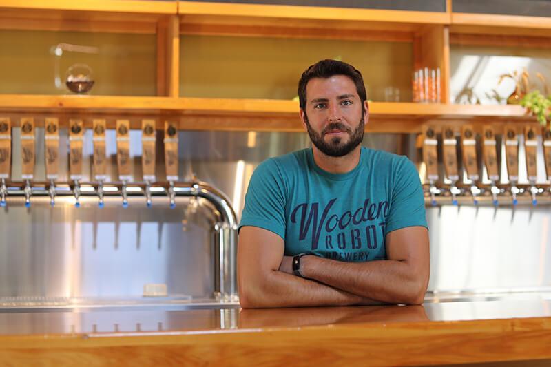 035: Wooden Robot Brewery – Meet Co-Founder Dan Wade