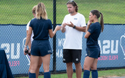 038: The U.S. Women's National Field Hockey Team Moves to Charlotte!